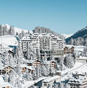 Carlton Hotel St Moritz - The Leading Hotels Of The World photos Exterior