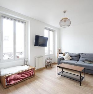 Nice Flat Near Buttes Chaumont photos Exterior