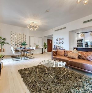 Glamorous 1Br Apartment In Rimal 3 Jumeirah Beach Residence By Deluxe Holiday Homes photos Exterior
