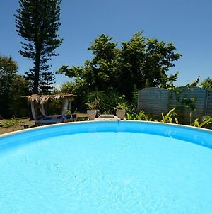 Villa With 3 Bedrooms In Saint Francois With Private Pool Furnished Garden And Wifi photos Exterior