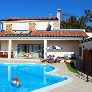 Villa With 4 Bedrooms In Zminj With Wonderful Mountain View Private Pool Enclosed Garden 23 Km From The Beach photos Exterior