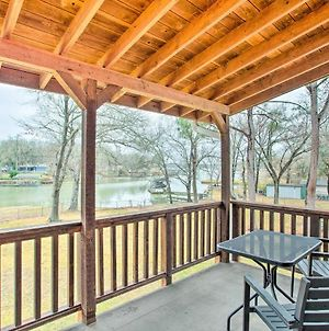 Spacious Lakefront Home With Deck And Fire Pit! photos Exterior