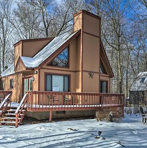 Pocono Mtns Cabin Less Than 2 Mi To Arrowhead Lake! photos Exterior