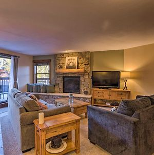 Ski-In And Out Breck Condo Short Walk To Main Street! photos Exterior
