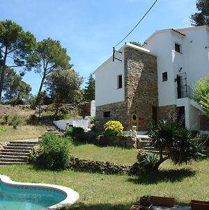 Holiday Home With Swimming Pool, Large Garden With Swimming Pool And Beautiful View In Begur photos Exterior