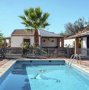 Roofed Cottage In Andalusia With Fantastic Pool And Garden photos Exterior
