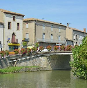 Charming Boat In Villedubert With Terrace photos Exterior