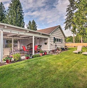 Charming Updated Studio Walk To Lake Stevens photos Exterior