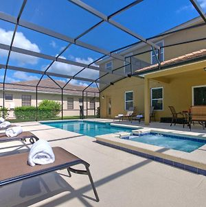 South Facing Pool Near Disney 5 Bed Luxury photos Exterior