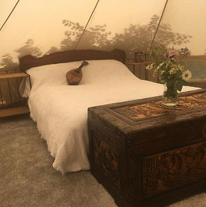 Secluded 6M Beach Bell Tent North Norfolk Coast photos Exterior