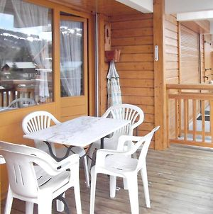Apartment With One Bedroom In Megeve With Wonderful Mountain View Furnished Terrace And Wifi 10 M From The Slopes photos Exterior