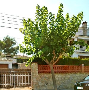 Apartment With 4 Bedrooms In Canyelles With Wonderful Mountain View Private Pool Enclosed Garden 6 Km From The Beach photos Exterior