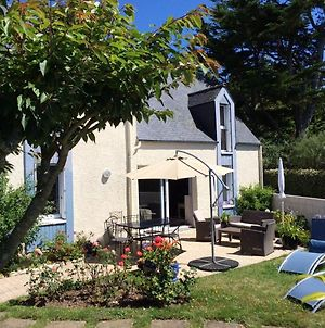 House With 3 Bedrooms In Plouguerneau With Wonderful Sea View Enclosed Garden And Wifi 300 M From The Beach photos Exterior