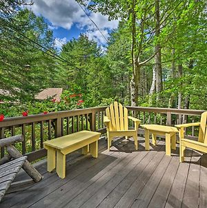 Cozy Adk Cabin With Porch Walk To Schroon Lake photos Exterior
