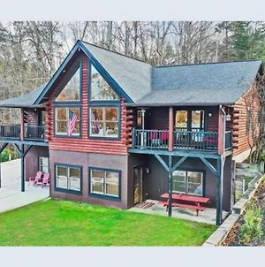 Cozy Log Cabin At Lake Norman Lkn-Featured On Tlc photos Exterior