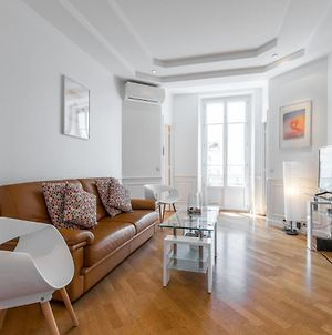 Jean Medecin Avenue - Classy And Cosy 3 Bdrs Downtown & Parking photos Exterior