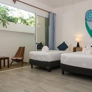 Ecochic Suite Rooftop Pool Ground Floor Close To Everything Playa Del Carmen photos Exterior