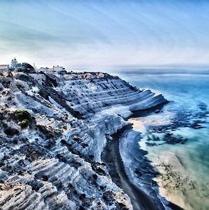 Apartment With 2 Bedrooms In Sciacca With Wonderful Sea View Enclosed Garden And Wifi 200 M From The Beach photos Exterior