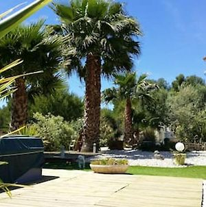 House With 2 Bedrooms In La Cadiere D'Azur With Wonderful Sea View Enclosed Garden And Wifi 5 Km From The Beach photos Exterior