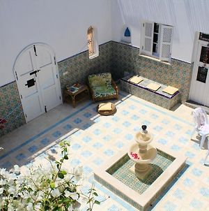 Villa With 5 Bedrooms In Djerba With Private Pool Enclosed Garden And Wifi 1 Km From The Beach photos Exterior