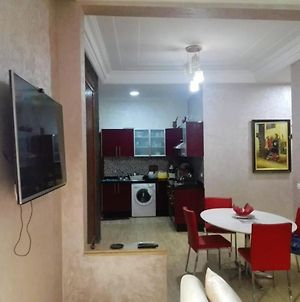 Apartment With 3 Bedrooms In Maarif Casablanca With Wonderful City View Furnished Garden And Wifi 60 Km From The Beach photos Exterior