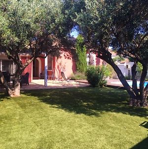 Villa With 3 Bedrooms In Agde With Private Pool And Furnished Terrace 200 M From The Beach photos Exterior