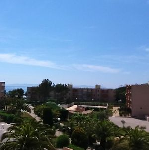 Studio In Bormes Les Mimosas With Wonderful Sea View Private Pool And Balcony 50 M From The Beach photos Exterior