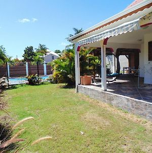 Villa With 3 Bedrooms In Sainte Anne With Private Pool Enclosed Garden And Wifi 1 Km From The Beach photos Exterior
