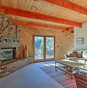 Cozy Getaway With Deck 2 Miles To Bear Mountain photos Exterior