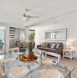 Hear The Waves! 3 Beachfront Balconies Beautiful And Fully Equipped Condo photos Exterior