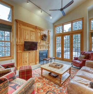 Luxurious Peak 8 Lodge 4Bdr Near Slopes With Private Hot Tub photos Exterior