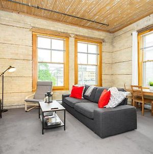 New York Style Loft With Parking Exchange District Coffee Gym photos Exterior