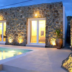 Cycladic Lux Villa Ortus Light Blue With Pool! photos Exterior