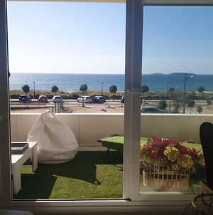 Apartment With 3 Bedrooms In Nigran With Wonderful Sea View Furnished Terrace And Wifi photos Exterior
