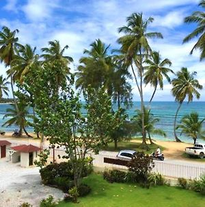 Apartment With 2 Bedrooms In Las Terrenas With Wonderful Sea View Enclosed Garden And Wifi 20 M From The Beach photos Exterior