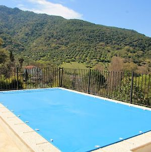Villa With 5 Bedrooms In Benamahoma With Wonderful Mountain View Private Pool Furnished Terrace photos Exterior