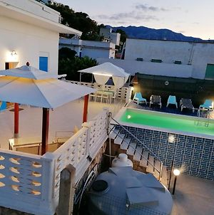 Villa With 4 Bedrooms In Alcamo Marina With Wonderful Sea View Private Pool Furnished Terrace 150 M From The Beach photos Exterior