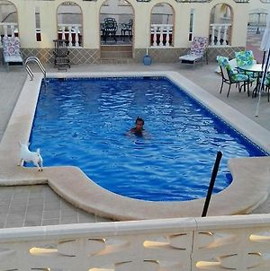 Apartment With 2 Bedrooms In Mazarron With Wonderful Mountain View Private Pool Enclosed Garden 10 Km From The Beach photos Exterior