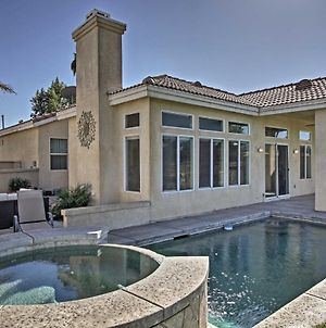 Country Club Home With Pool And Spa, 2 Mi To Coachella photos Exterior