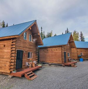 Sterling Log Cabin In Community On The Kenai River photos Exterior