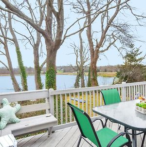 540 Waterfront On Orleans Cove New Patio And Tv Room Deck And Dog Friendly photos Exterior