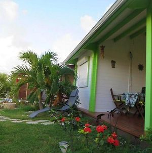 Bungalow With One Bedroom In Saint Francois With Shared Pool Enclosed Garden And Wifi 2 Km From The Beach photos Exterior