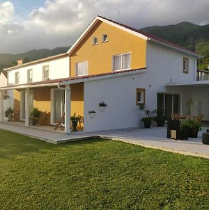 House With 7 Bedrooms In Urzelina With Wonderful Sea View Enclosed Garden And Wifi photos Exterior