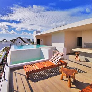 Luxury Apartment In Aldea Zama With Two Bikes Included photos Exterior