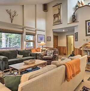 Cozy Red Lodge Creeksong Cabin With Hot Tub! photos Exterior