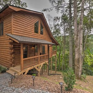 Quiet Ellijay Cabin In Blue Ridge Mountains! photos Exterior