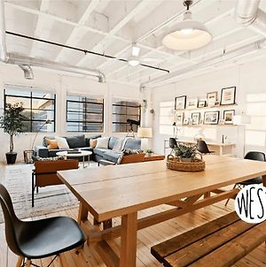 West Home I One Of A Kind 2Bd 2Ba Loft Overlooking Midtown photos Exterior