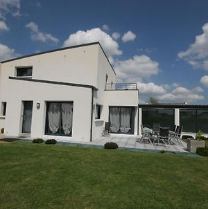 Modern Villa With Heated Indoor Swimming Pool And At Only 2 5 Km From The Sea photos Exterior