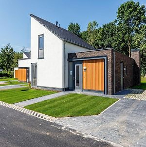 Modern And Stylish Villa With A Fireplace In Limburg photos Exterior