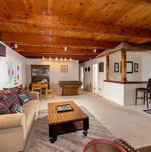 Alpine Skies - Super Close To The Slopes With Own Sliding Hill In The Back!!! photos Exterior